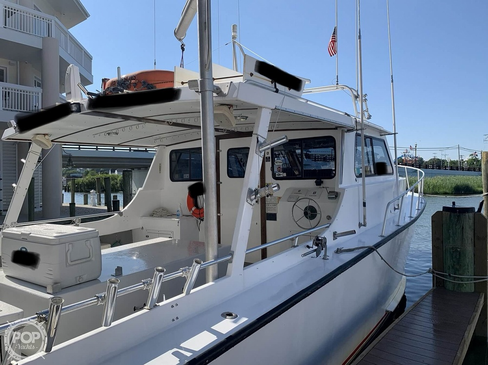 2002 Chesapeake boat for sale, model of the boat is Deadrise 48 & Image # 14 of 40