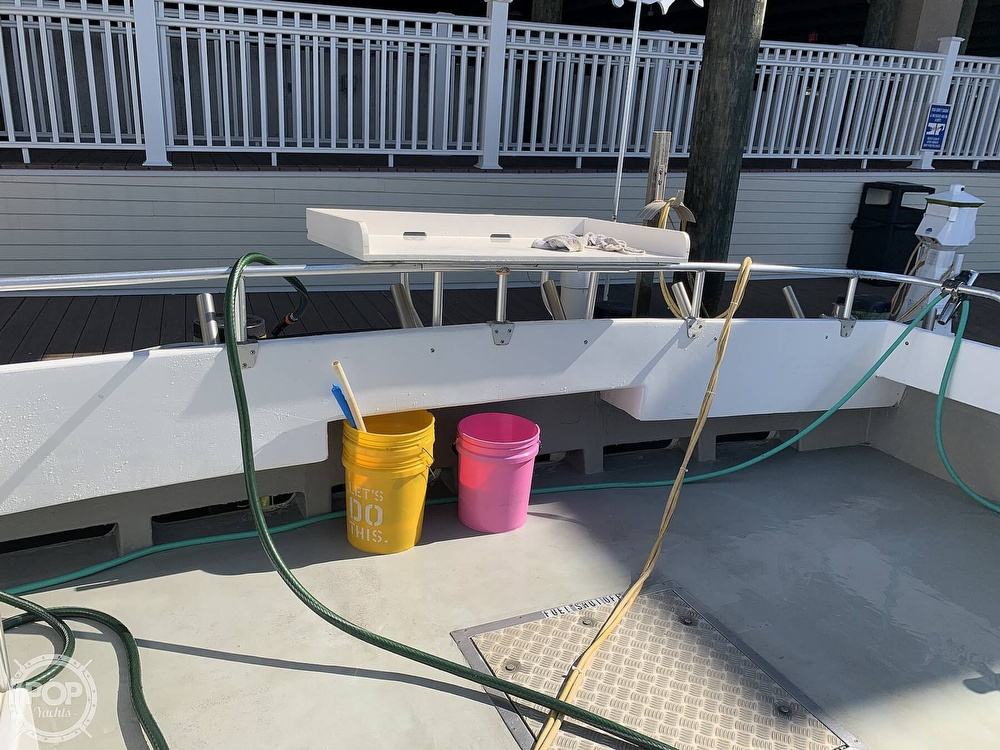 2002 Chesapeake boat for sale, model of the boat is Deadrise 48 & Image # 19 of 40