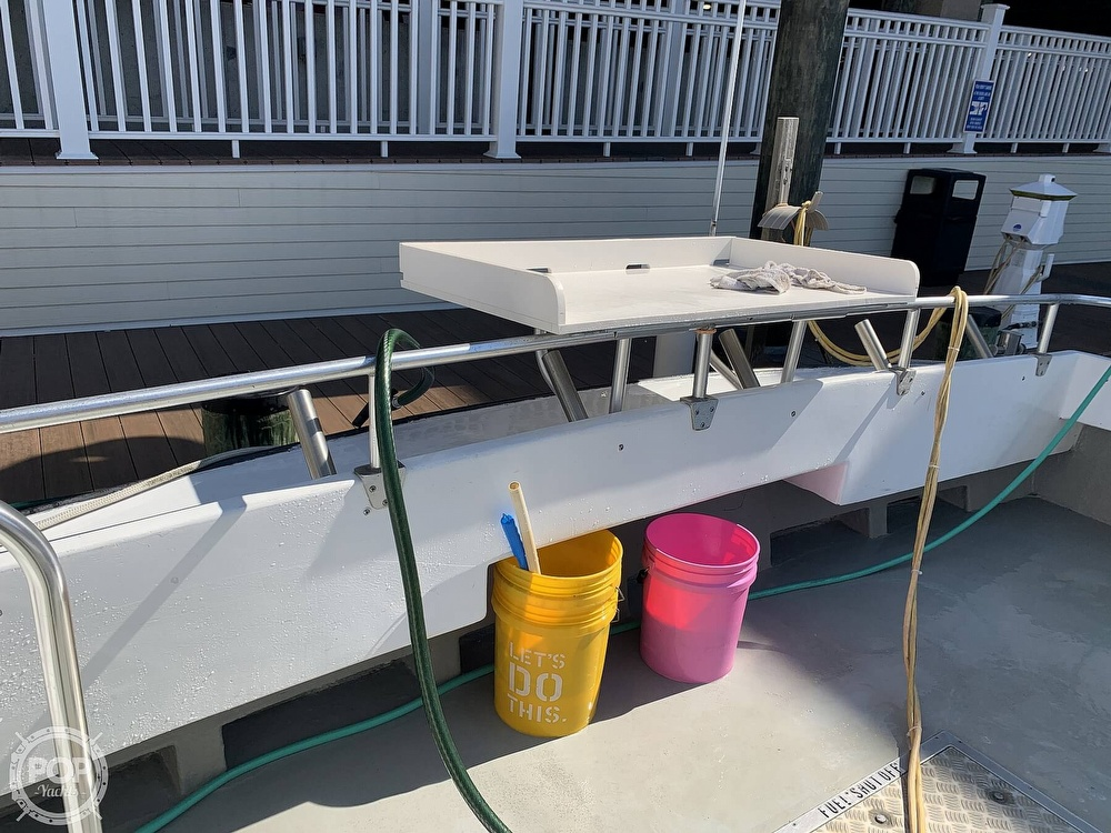 2002 Chesapeake boat for sale, model of the boat is Deadrise 48 & Image # 20 of 40