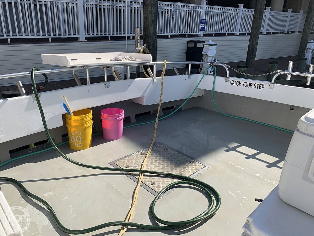 2002 Chesapeake boat for sale, model of the boat is Deadrise 48 & Image # 28 of 40