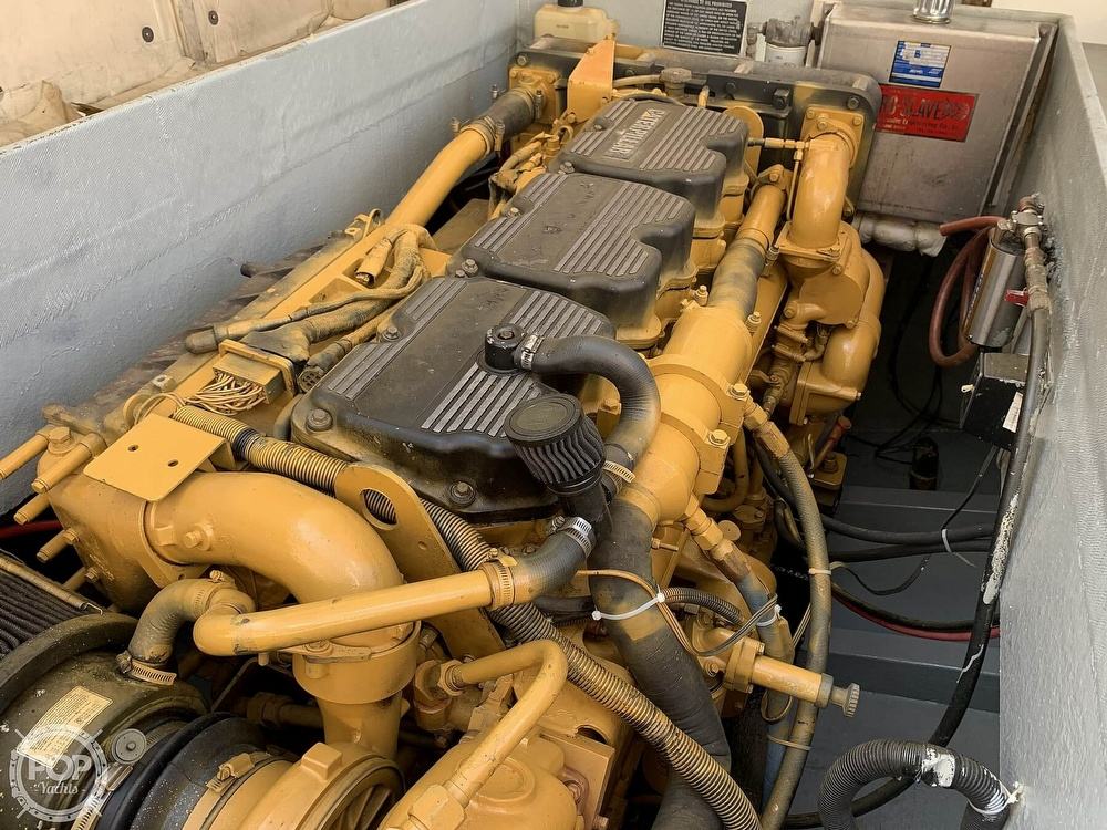 2002 Chesapeake boat for sale, model of the boat is Deadrise 48 & Image # 39 of 40