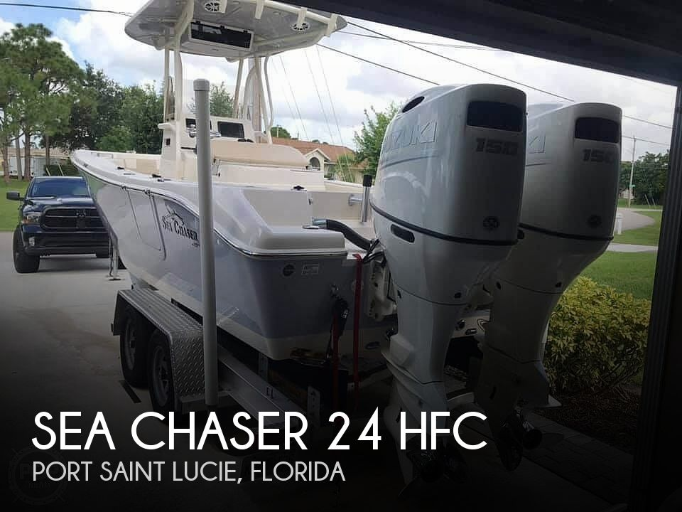 2018 SEA CHASER 24 HFC for sale