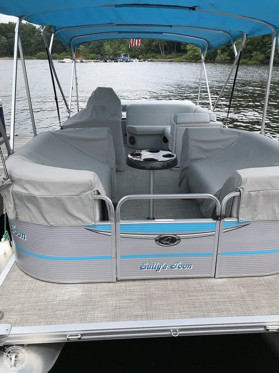 2016 Qwest boat for sale, model of the boat is Apex 820 LS & Image # 3 of 22