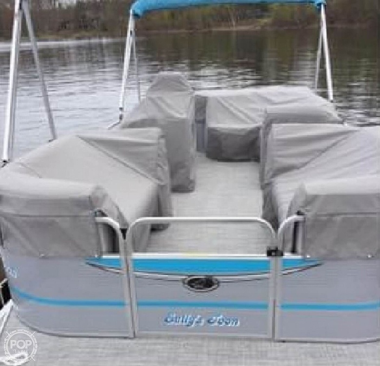 2016 Qwest boat for sale, model of the boat is Apex 820 LS & Image # 5 of 22