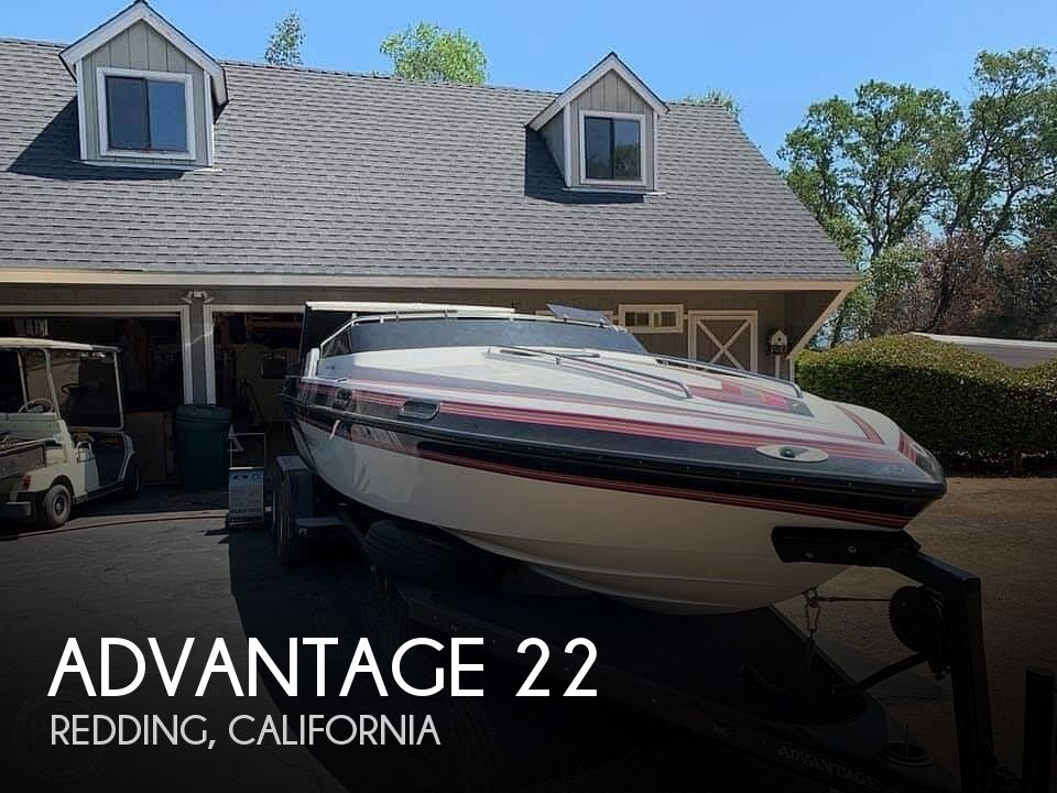1992 Advantage boat for sale, model of the boat is Citation 22 & Image # 1 of 4