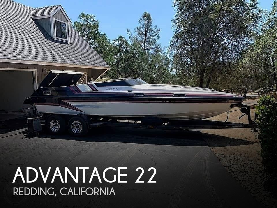 1992 ADVANTAGE CITATION 22 for sale