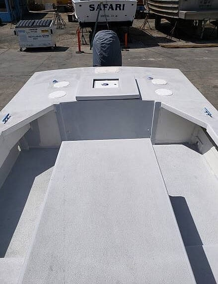 1982 Clipper Craft boat for sale, model of the boat is 26 & Image # 19 of 40