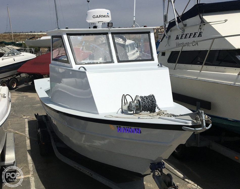 1982 Clipper Craft boat for sale, model of the boat is 26 & Image # 10 of 40