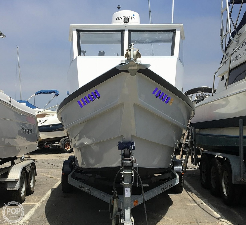 1982 Clipper Craft boat for sale, model of the boat is 26 Dory & Image # 2 of 40