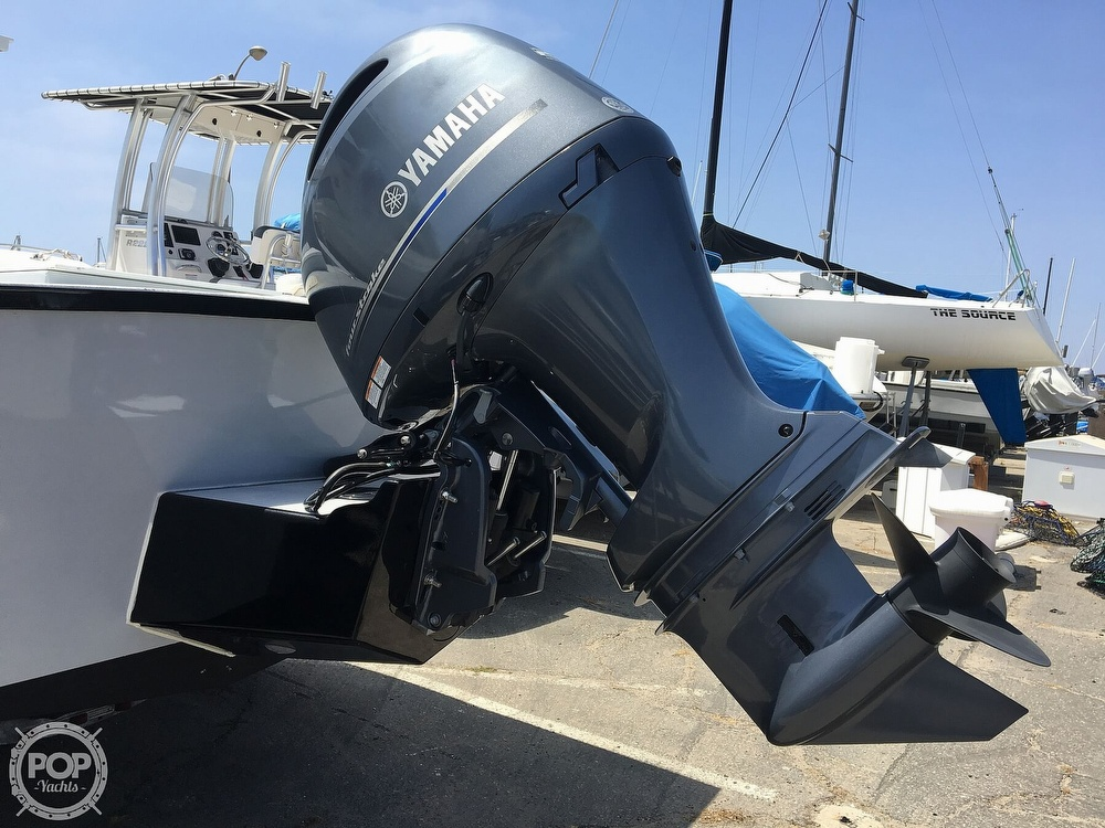 1982 Clipper Craft boat for sale, model of the boat is 26 Dory & Image # 6 of 40