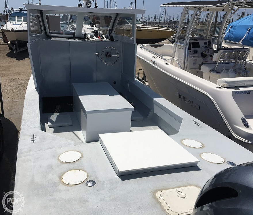 1982 Clipper Craft boat for sale, model of the boat is 26 & Image # 27 of 40