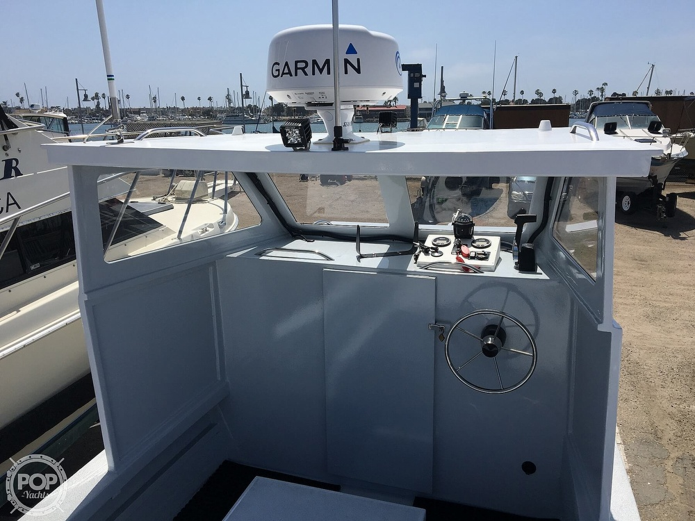 1982 Clipper Craft boat for sale, model of the boat is 26 Dory & Image # 22 of 40