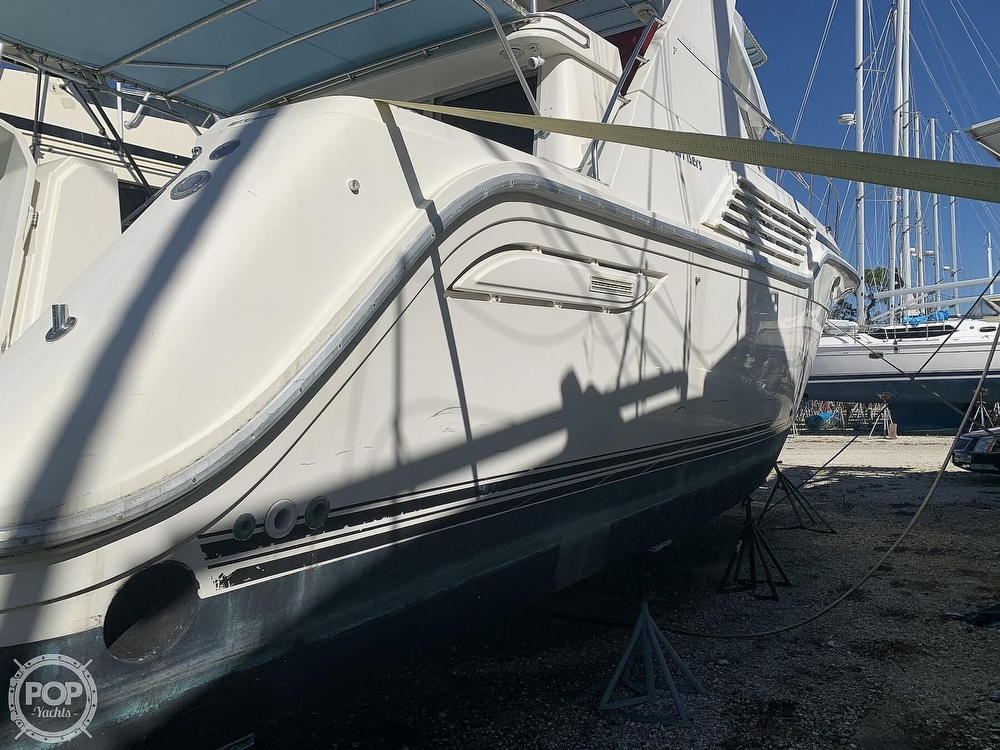 1994 Cruisers Yachts boat for sale, model of the boat is 4285 Express Bridge & Image # 11 of 40