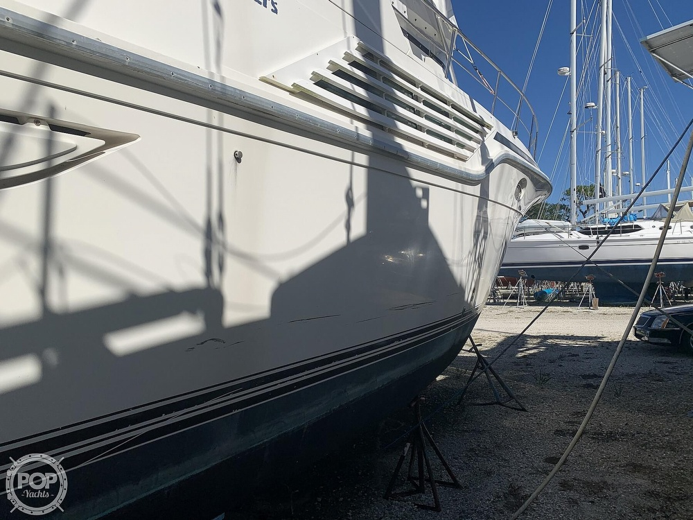 1994 Cruisers Yachts boat for sale, model of the boat is 4285 Express Bridge & Image # 15 of 40