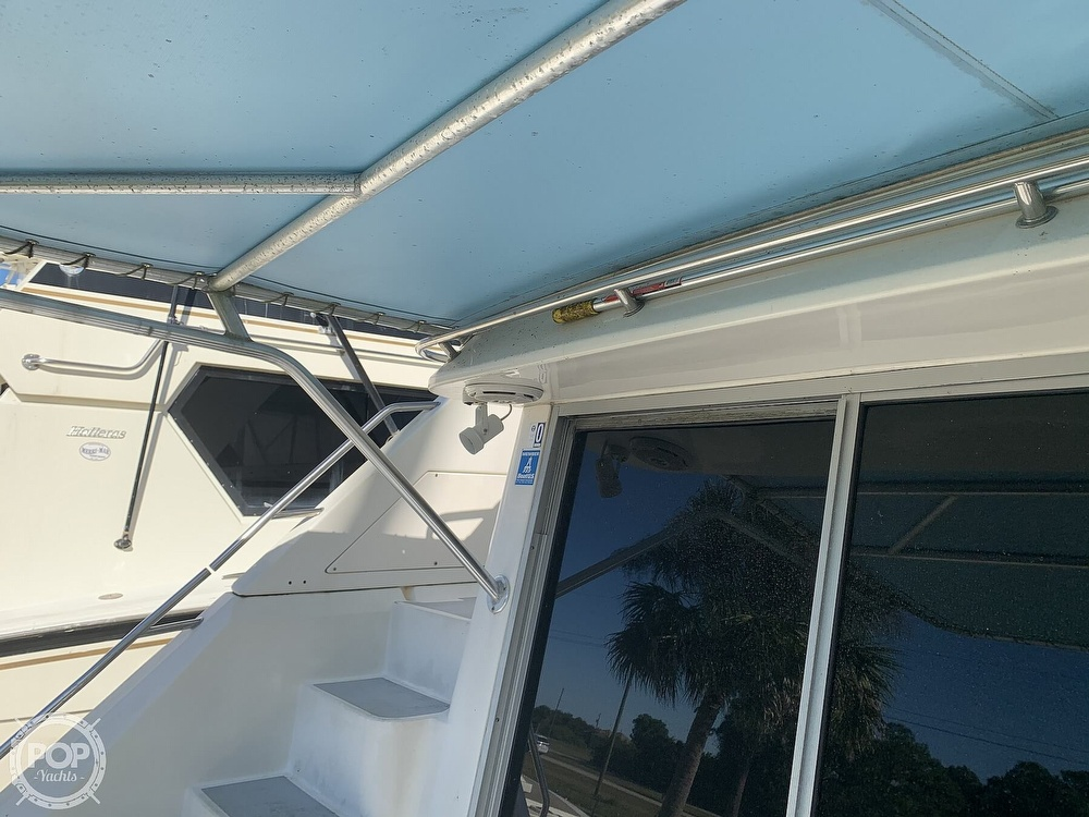 1994 Cruisers Yachts boat for sale, model of the boat is 4285 Express Bridge & Image # 39 of 40