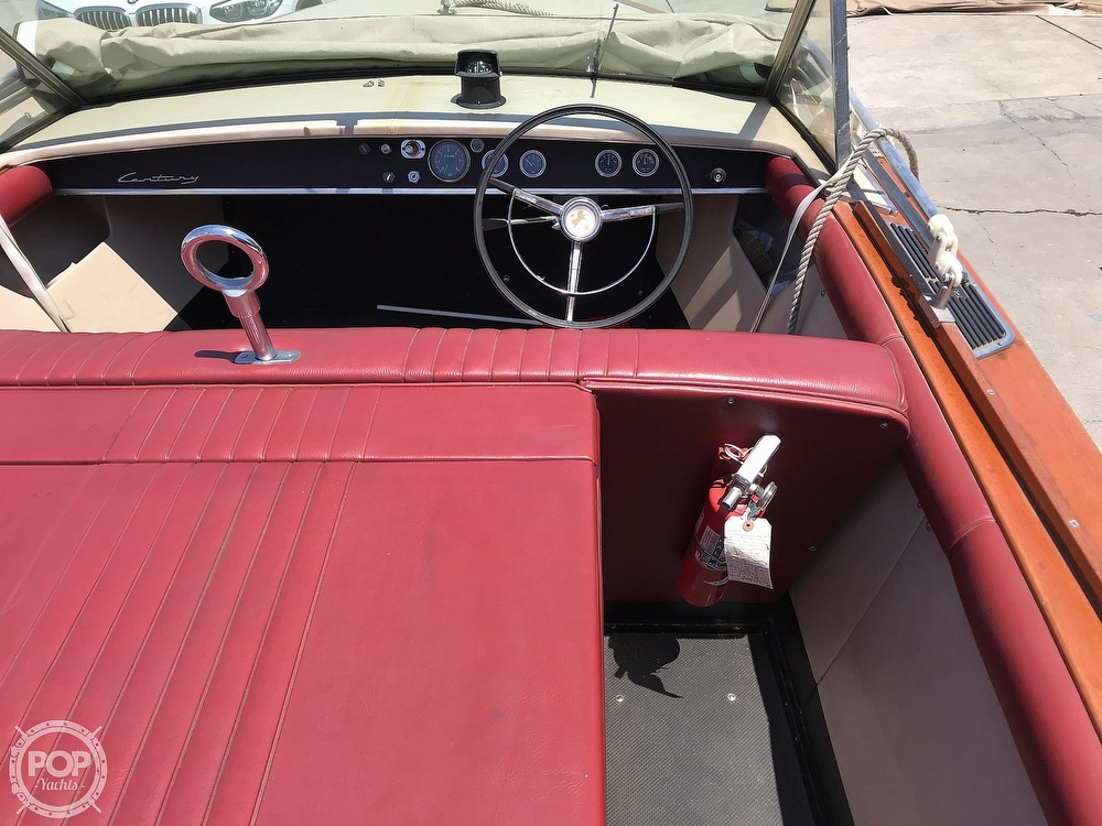 1968 Century boat for sale, model of the boat is Resorter FGL & Image # 33 of 40