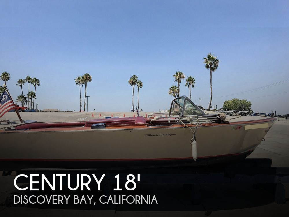 1968 Century boat for sale, model of the boat is Resorter FGL & Image # 1 of 40