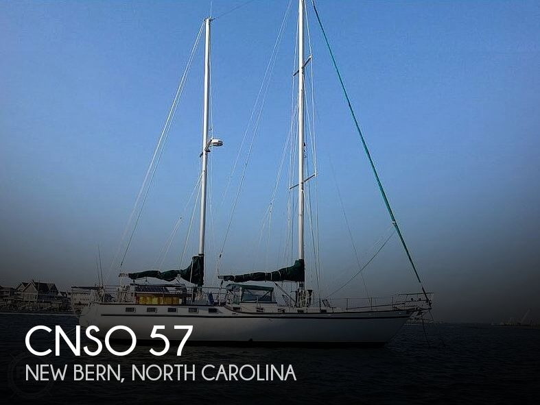 Used Boats For Sale in Wilmington, North Carolina by owner | 1989 CNSO Super Mikado 57