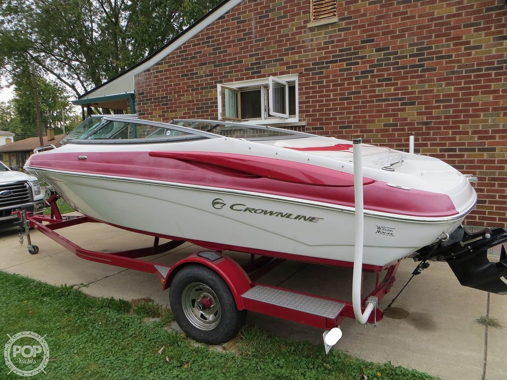 2013 Crownline boat for sale, model of the boat is 21 Ss & Image # 2 of 40