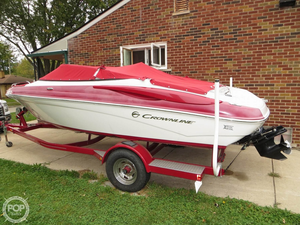 2013 Crownline boat for sale, model of the boat is 21 Ss & Image # 14 of 40