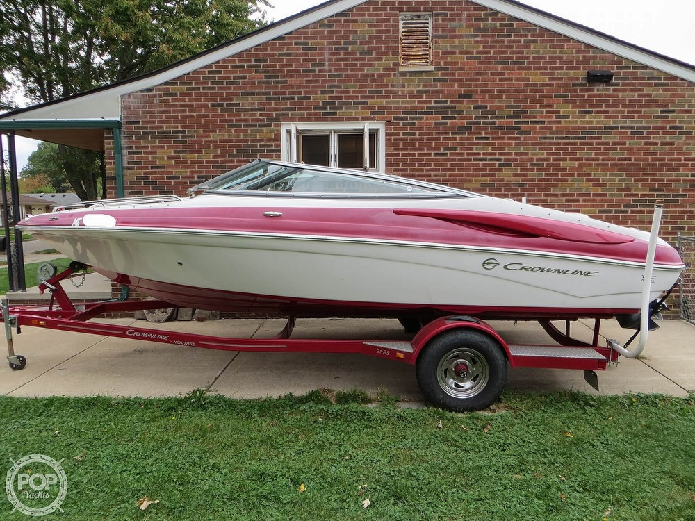 2013 Crownline boat for sale, model of the boat is 21 Ss & Image # 17 of 40
