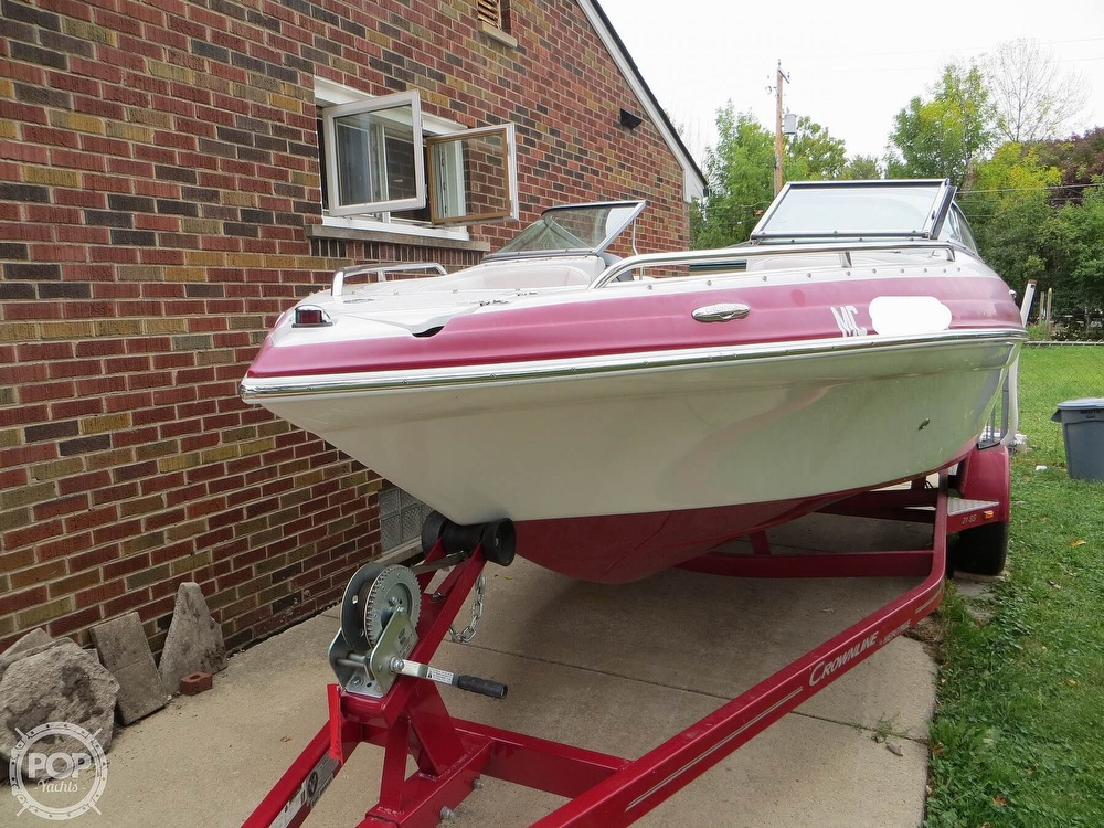 2013 Crownline boat for sale, model of the boat is 21 Ss & Image # 18 of 40