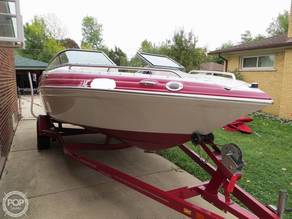 2013 Crownline boat for sale, model of the boat is 21 Ss & Image # 19 of 40