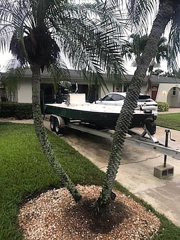 1994 Lake & Bay boat for sale, model of the boat is Gene Debois 20 & Image # 9 of 41