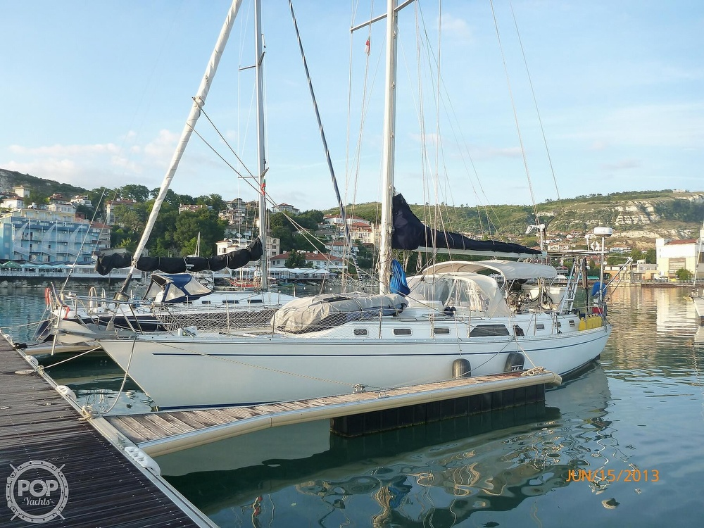 1988 Morgan boat for sale, model of the boat is CSY M44 & Image # 2 of 40