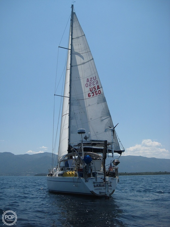 1988 Morgan boat for sale, model of the boat is CSY M44 & Image # 3 of 40
