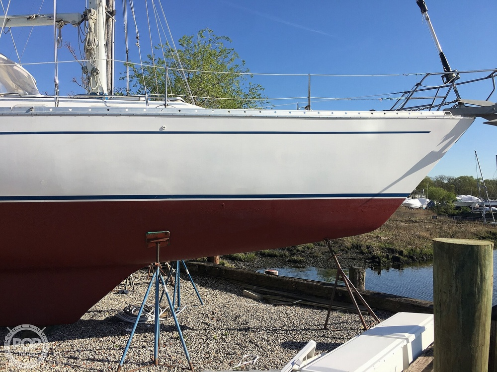 1988 Morgan boat for sale, model of the boat is CSY M44 & Image # 4 of 40