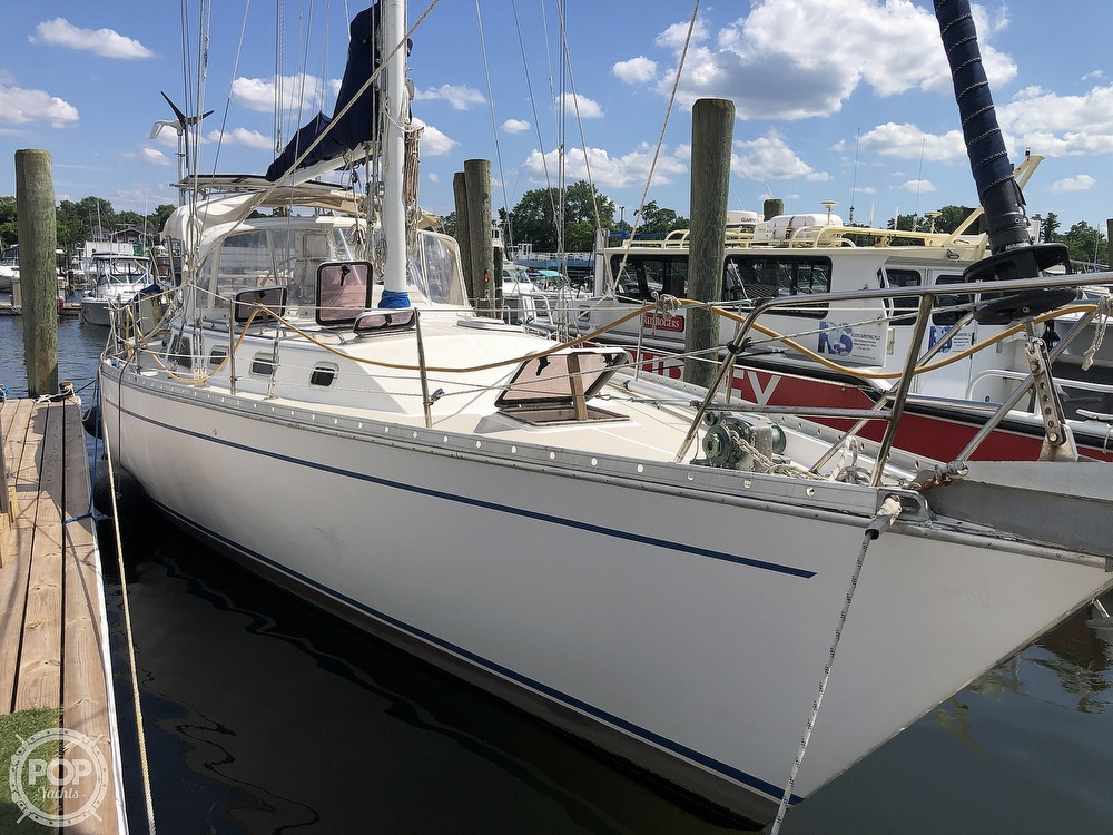 1988 Morgan boat for sale, model of the boat is CSY M44 & Image # 5 of 40