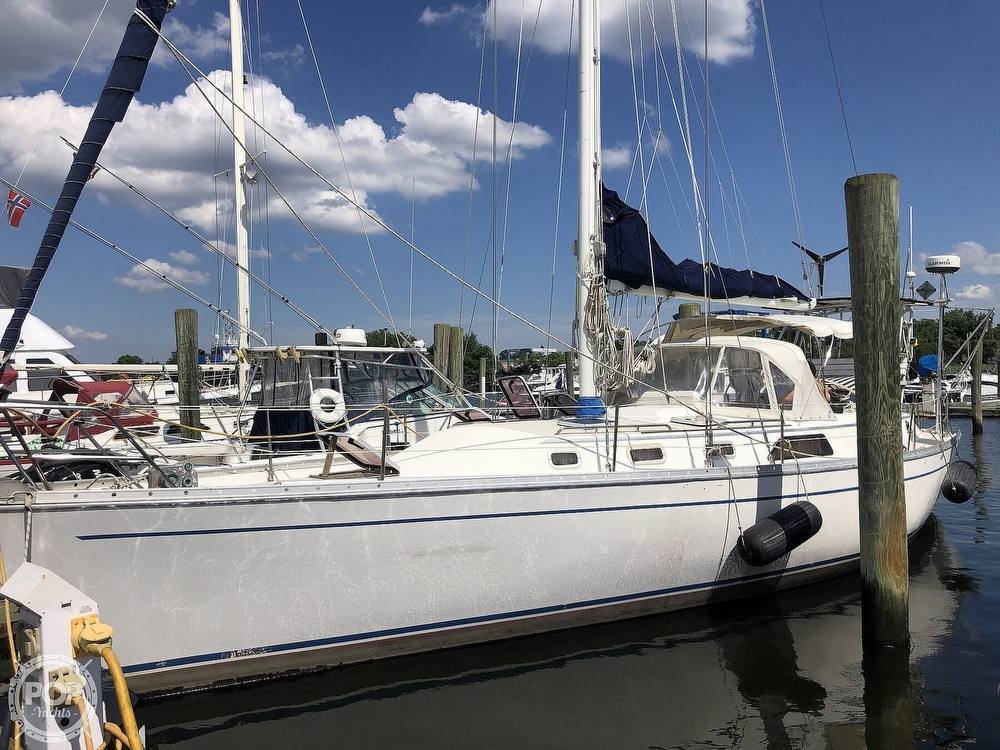 1988 Morgan boat for sale, model of the boat is CSY M44 & Image # 8 of 40