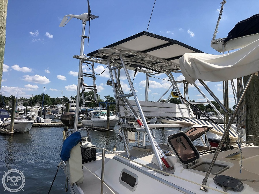 1988 Morgan boat for sale, model of the boat is CSY M44 & Image # 12 of 40