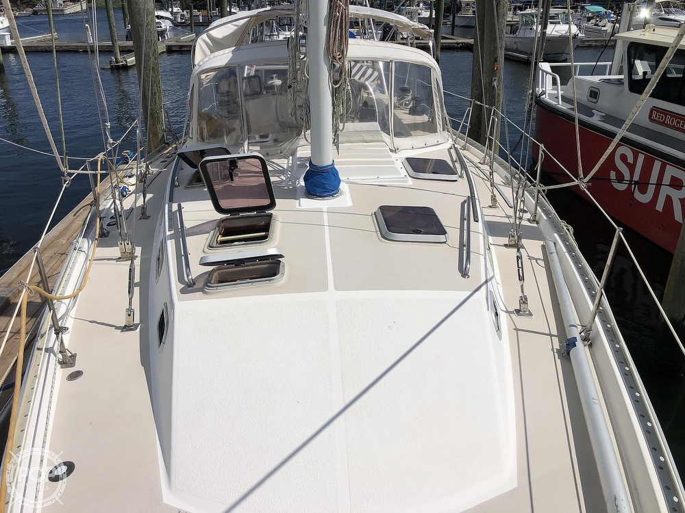1988 Morgan boat for sale, model of the boat is CSY M44 & Image # 16 of 40