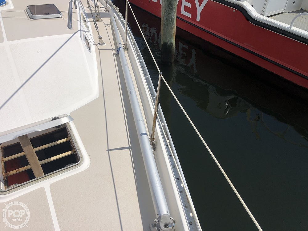 1988 Morgan boat for sale, model of the boat is CSY M44 & Image # 18 of 40