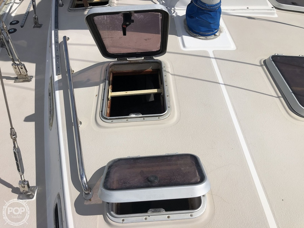 1988 Morgan boat for sale, model of the boat is CSY M44 & Image # 19 of 40