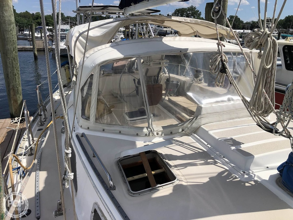 1988 Morgan boat for sale, model of the boat is CSY M44 & Image # 23 of 40