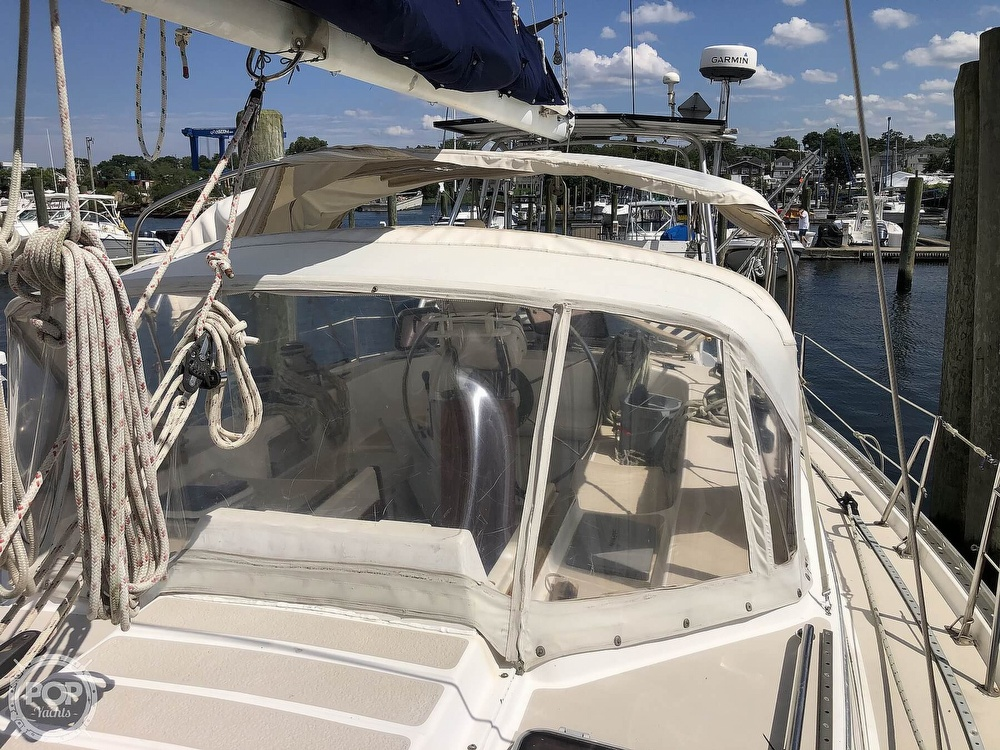 1988 Morgan boat for sale, model of the boat is CSY M44 & Image # 25 of 40