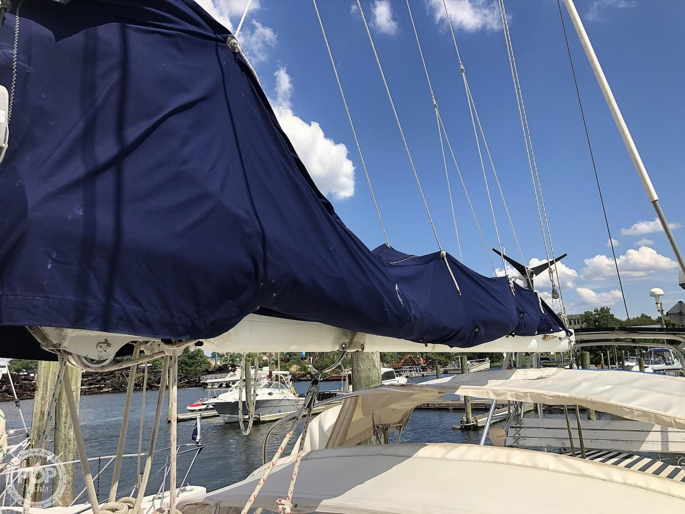 1988 Morgan boat for sale, model of the boat is CSY M44 & Image # 30 of 40