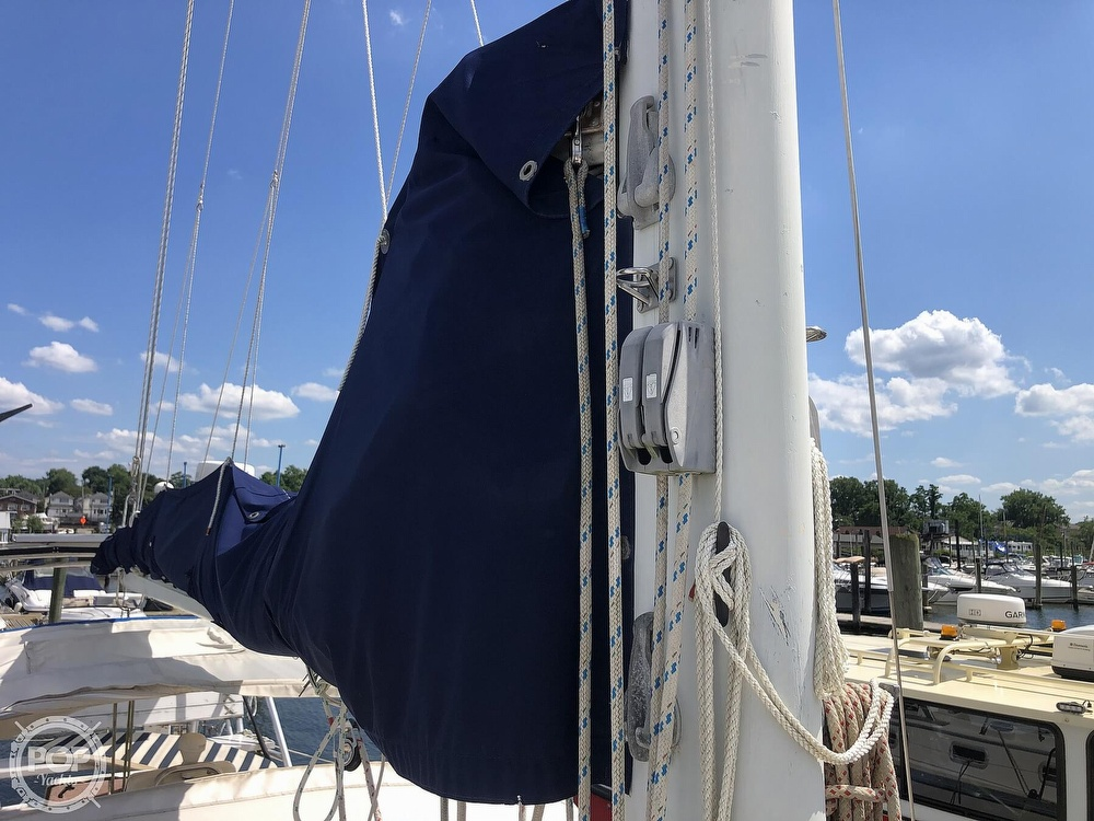1988 Morgan boat for sale, model of the boat is CSY M44 & Image # 28 of 40