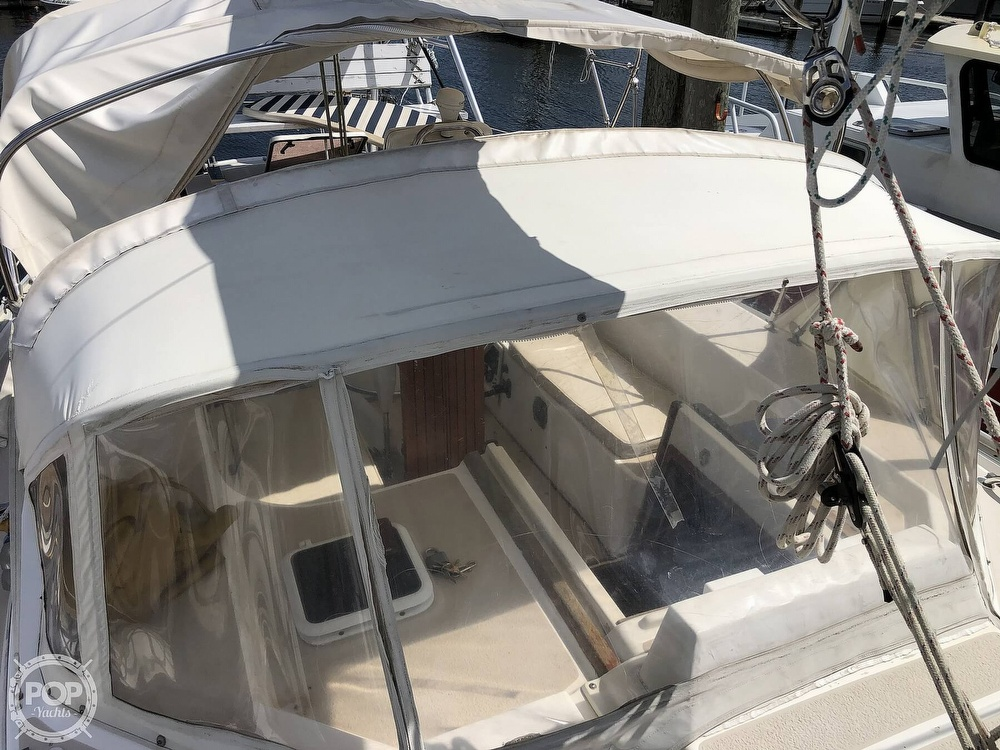 1988 Morgan boat for sale, model of the boat is CSY M44 & Image # 29 of 40