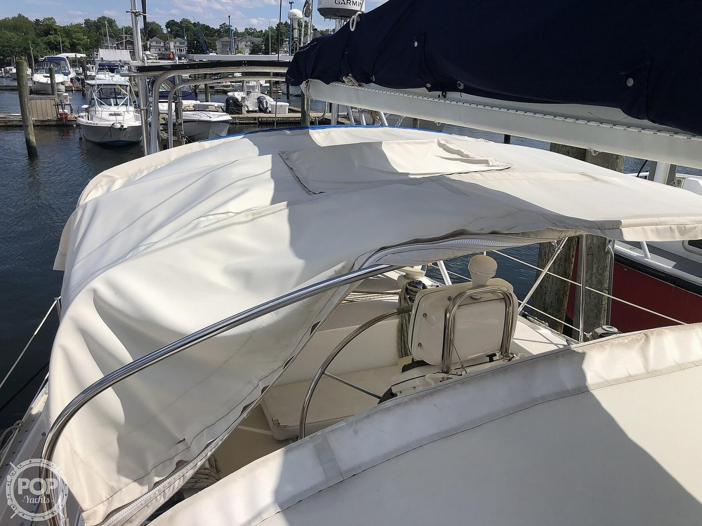 1988 Morgan boat for sale, model of the boat is CSY M44 & Image # 31 of 40
