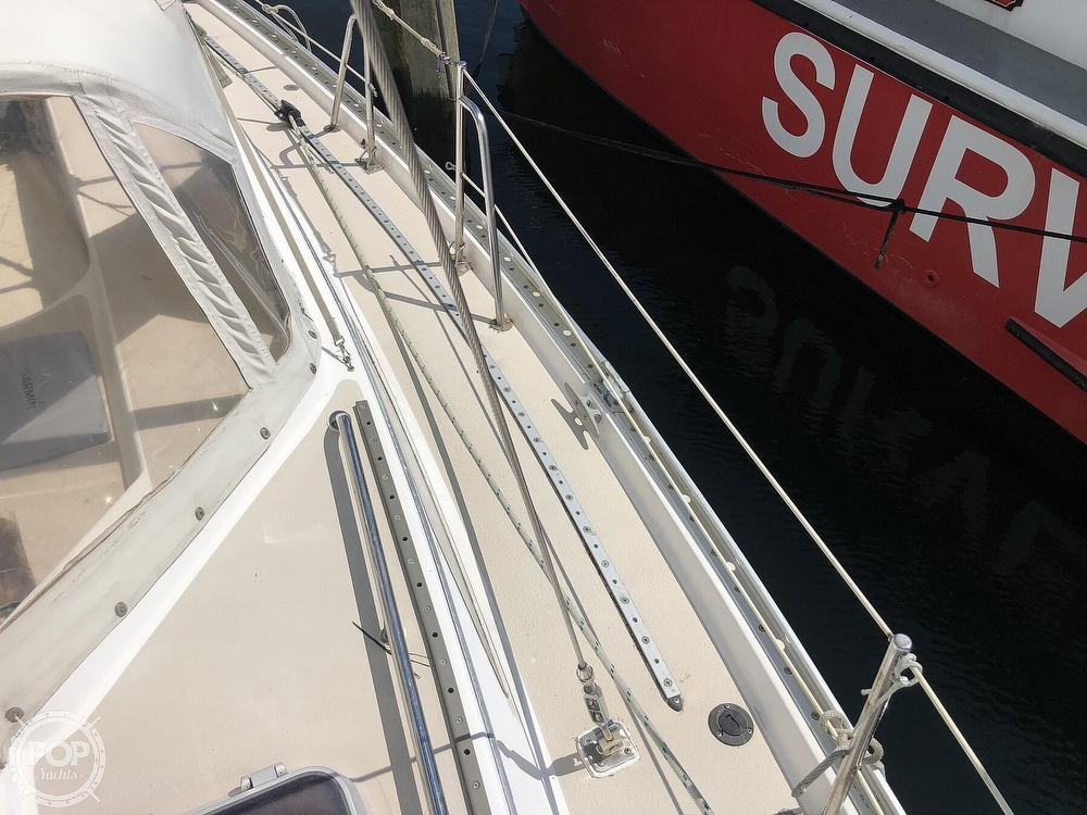 1988 Morgan boat for sale, model of the boat is CSY M44 & Image # 33 of 40