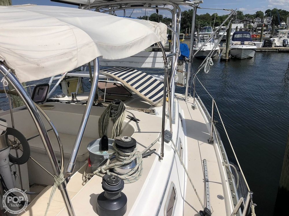 1988 Morgan boat for sale, model of the boat is CSY M44 & Image # 34 of 40