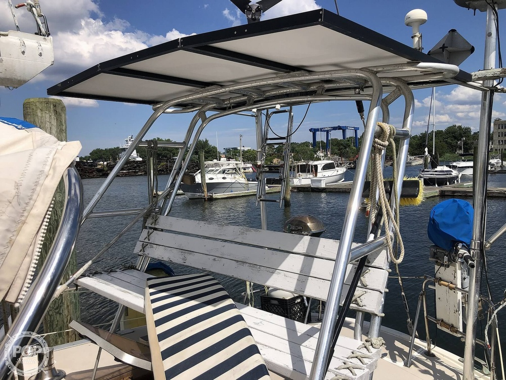 1988 Morgan boat for sale, model of the boat is CSY M44 & Image # 40 of 40