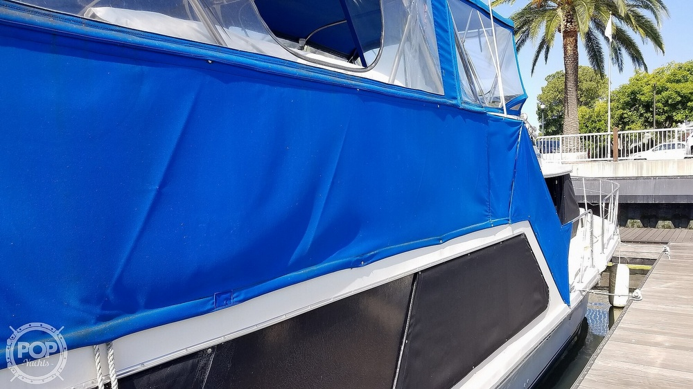 1984 Blue Water boat for sale, model of the boat is 51 Coastall Boatel & Image # 3 of 40