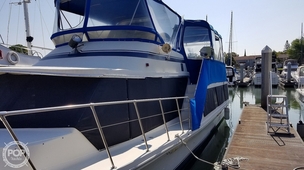 1984 Blue Water boat for sale, model of the boat is 51 Coastall Boatel & Image # 19 of 40