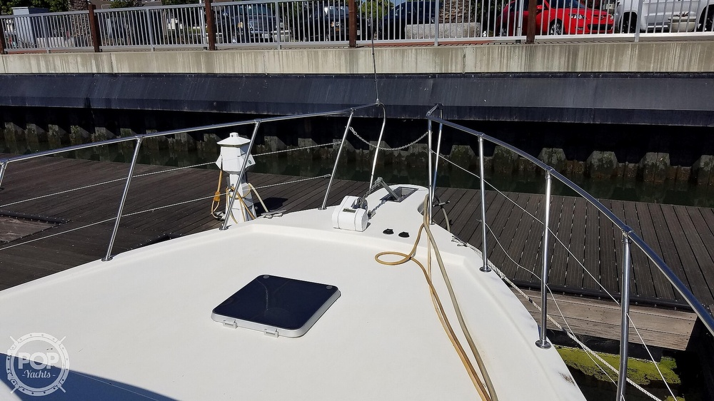 1984 Blue Water boat for sale, model of the boat is 51 Coastall Boatel & Image # 22 of 40