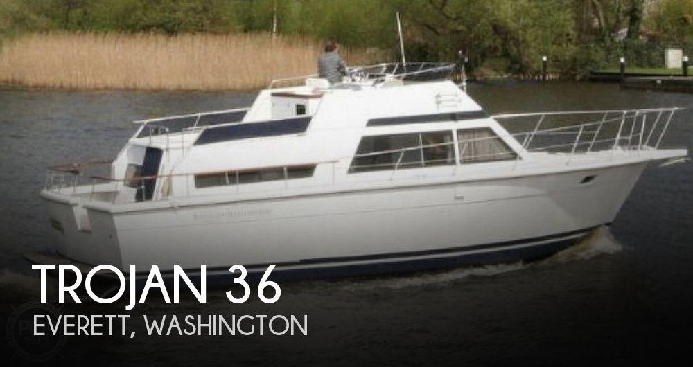 1976 TROJAN 36 for sale